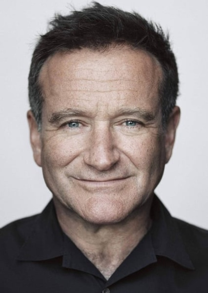 Robin Williams Fan Casting Poster