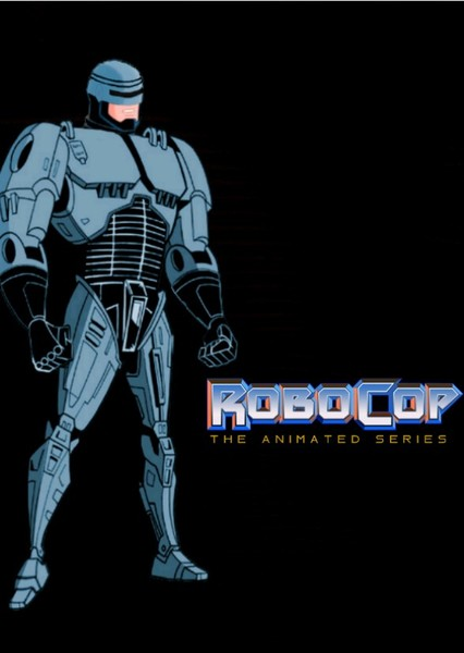 RoboCop: The Animated Series Fan Casting Poster