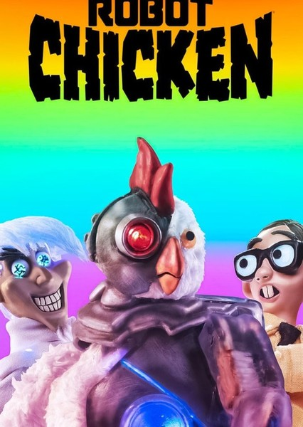 Robot Chicken: Season 1 (2000)