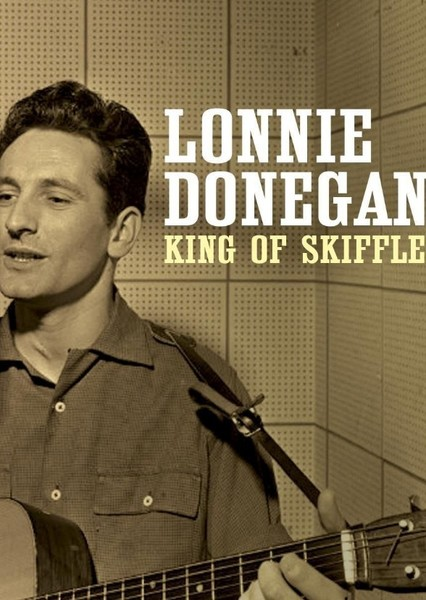 Rock Island Line: The Lonnie Donegan Story Fan Casting Poster