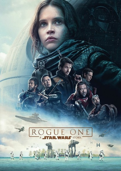 Rogue One: A Star Wars Story (2001) Fan Casting Poster
