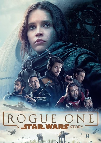 Rogue One: A Star Wars Story (Recast) Fan Casting Poster