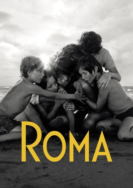 Roma Fan Casting Poster