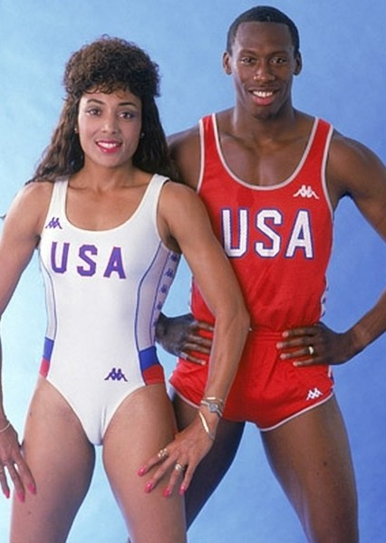 Run Like the Wind: The  Florence Griffith Joyner Story Fan Casting Poster