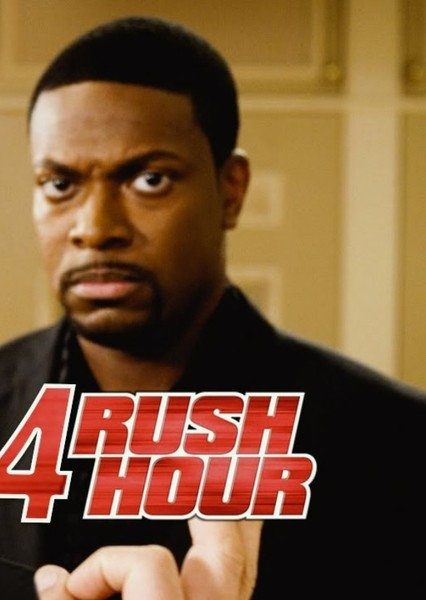 Rush Hour 4 Fan Casting Poster