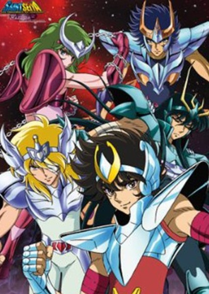 Saint Seiya Knights of the Zodiac Fan Casting Poster