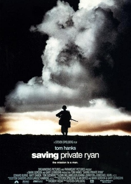 Saving Private Ryan Fan Casting Poster