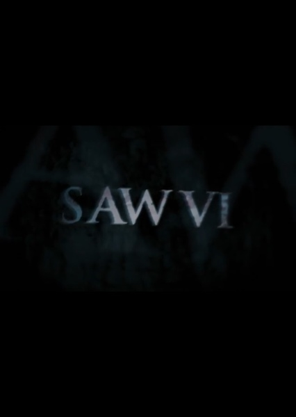 Saw 6 (reboot) Fan Casting Poster