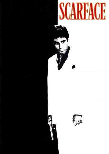 Scarface (2023) Fan Casting Poster