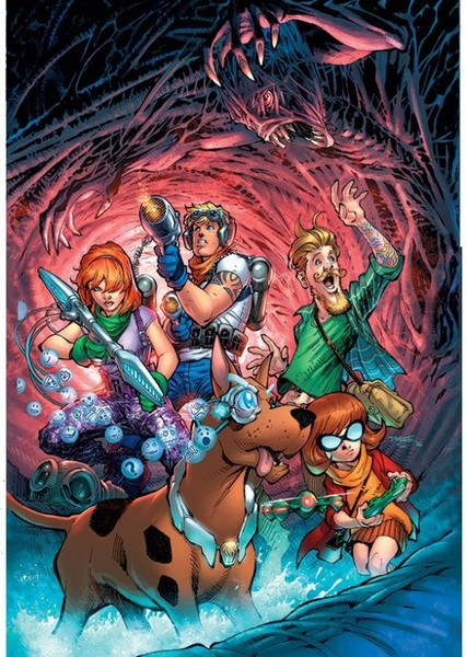 Scooby Apocalypse Fan Casting Poster
