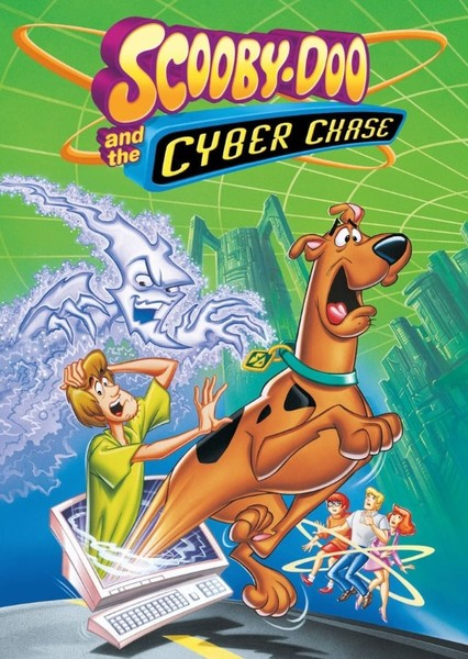 Scooby Doo and the Cyber Chase (2020 live action) Fan Casting Poster