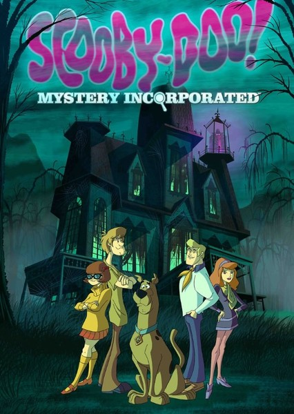 Scooby Doo: Mystery Incorporeted Fan Casting Poster