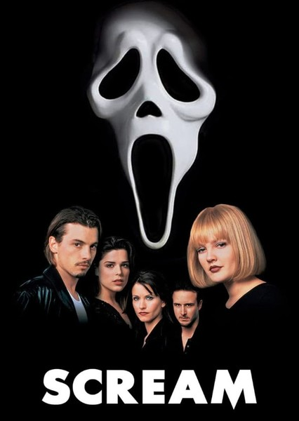 Scream (2016) Fan Casting Poster