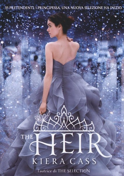 Selection:Heir & Crown Fan Casting Poster