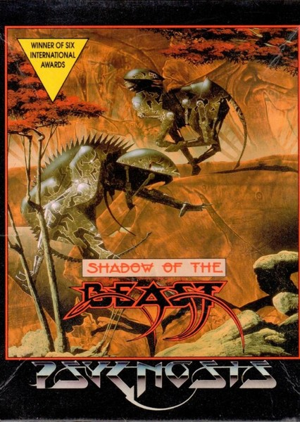 Shadow of The Beast Fan Casting Poster