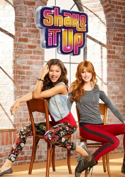 Shake It Up ('90s) Fan Casting Poster