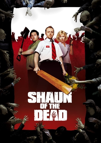 Shaun and the dead  Fan Casting Poster