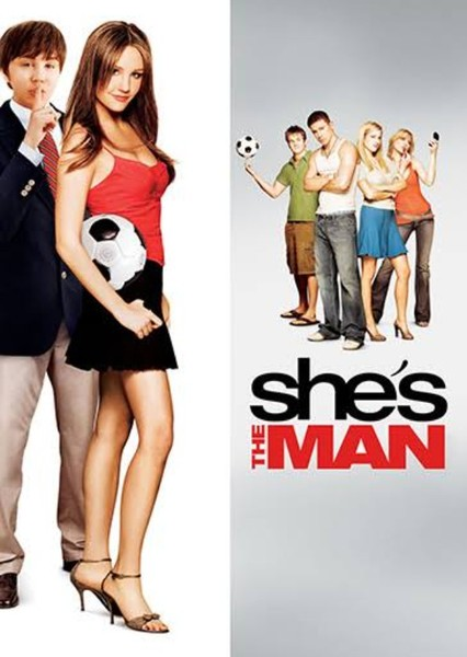 She's the Man ( reboot)  Fan Casting Poster