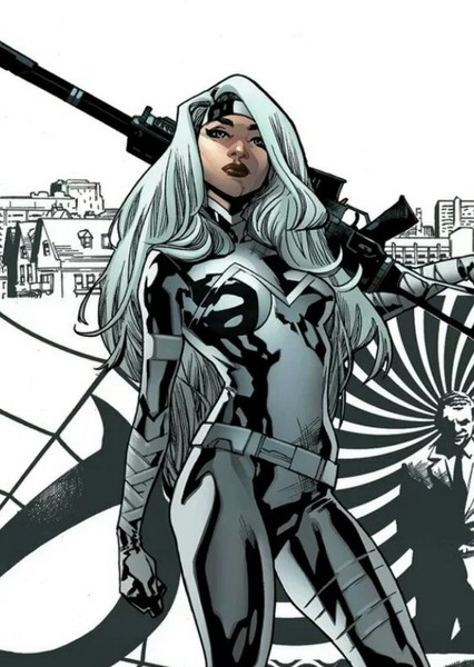 Silver Sable (SUMC) Fan Casting Poster
