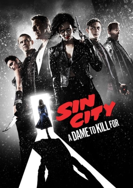 Sin City:A Dame to Kill For Fan Casting Poster