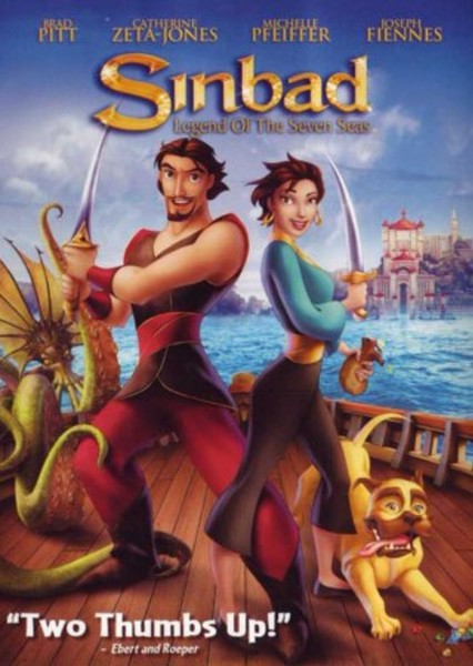 Sinbad: Legend of the Seven Seas Fan Casting Poster