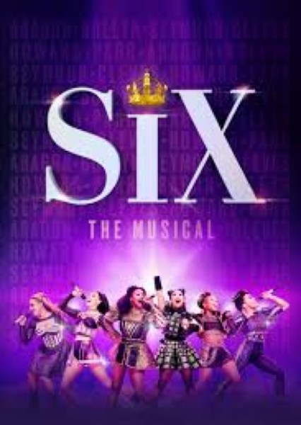 SIX: The Musical Movie Fan Casting Poster