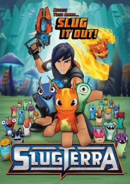 Slugterra (Live Action Season 1). Fan Casting Poster