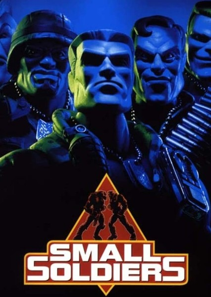 Small soldiers Fan Casting Poster