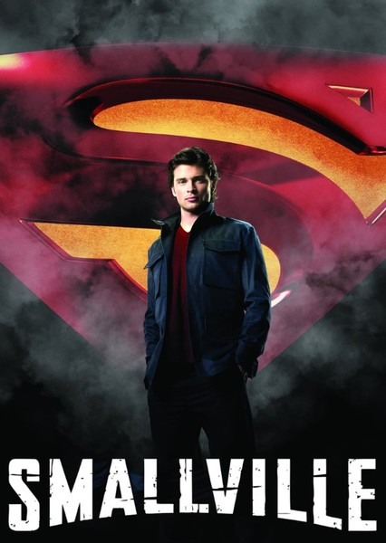 Smallville Fan Casting Poster