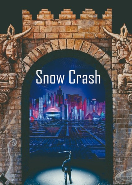 Snow Crash Fan Casting Poster