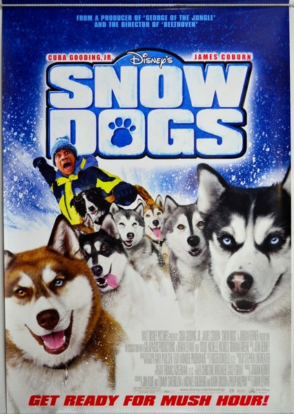 Snow Dogs (2019) Fan Casting Poster