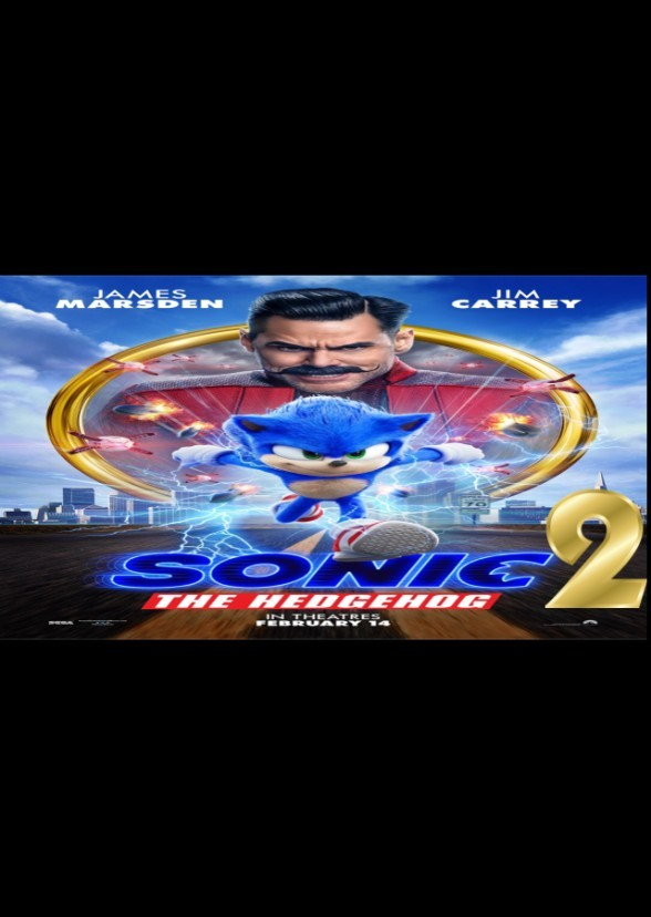 Sonic The Hedgehog 2 2020 Fan Casting On Mycast