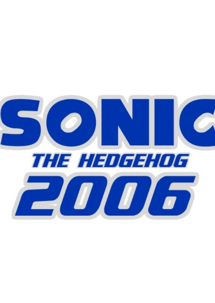 Sonic the Hedgehog (2004) Fan Casting Poster
