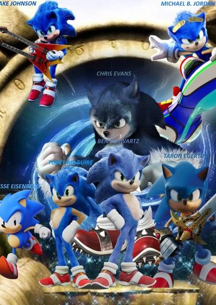 Sonic The Hedgehog Ii 2022 Fan Casting On Mycast