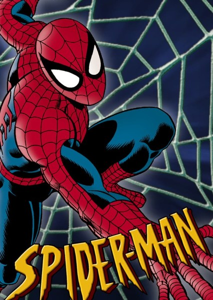 Spider-Man (1996) Fan Casting Poster