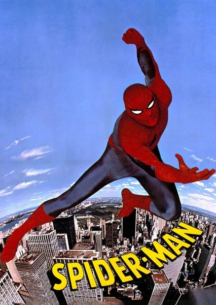 Spider-Man (60s) Fan Casting Poster