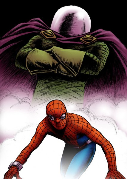 Spider-Man '77: Mysterious Foe Fan Casting Poster