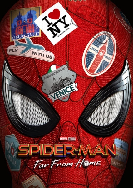 Spider-Man: Far From Home (2019) Fan Casting Poster