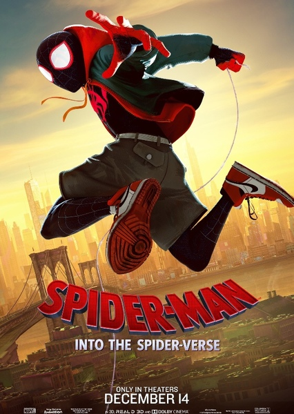 Spider-Man: Into the Spider-Verse (Live Action) Fan Casting Poster