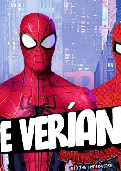 Spider-Man: Into The Spider-Verse Live Action Fan Casting Poster
