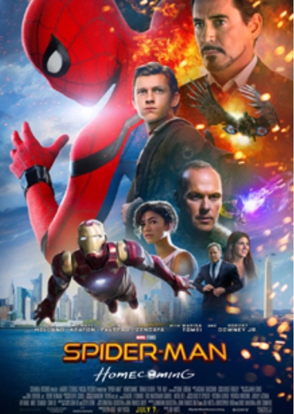Spider-Man MCU Fan Casting Poster