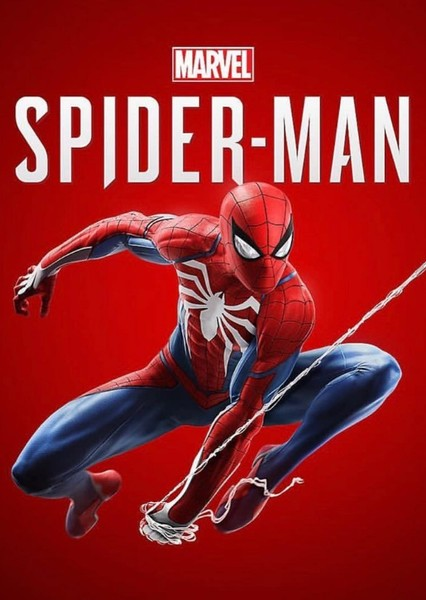 Spider-Man PS4 Fan Casting Poster