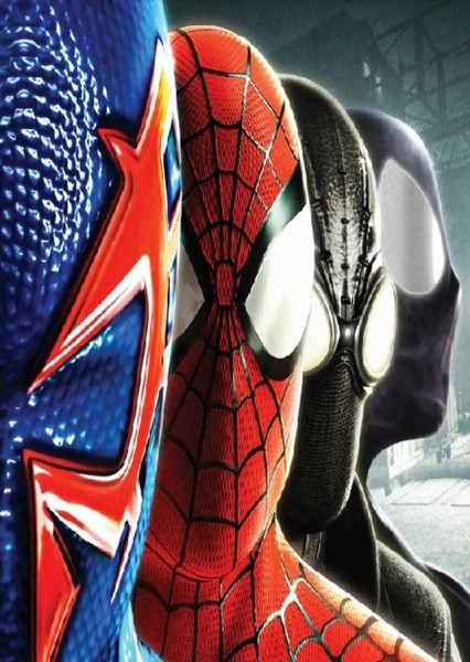Spider-Man: Shattered Dimensions (Animated Film) Fan Casting Poster