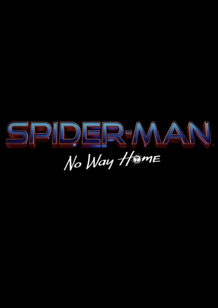 Spiderman No Way Home Fan Casting Poster