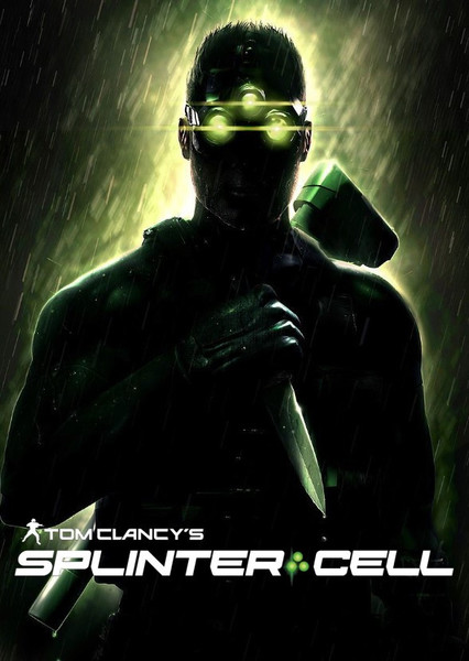 Splinter Cell Fan Casting Poster