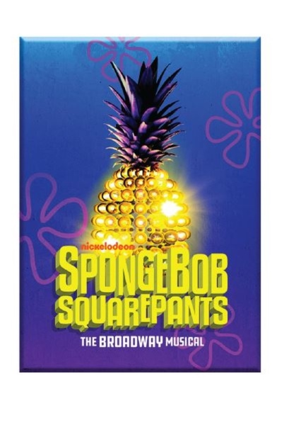 Spongebob Squarepants the Musical Fan Casting Poster