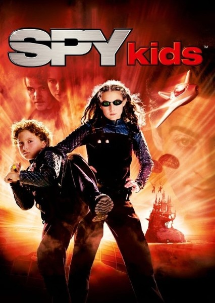 Spy Kids (2021) Fan Casting Poster