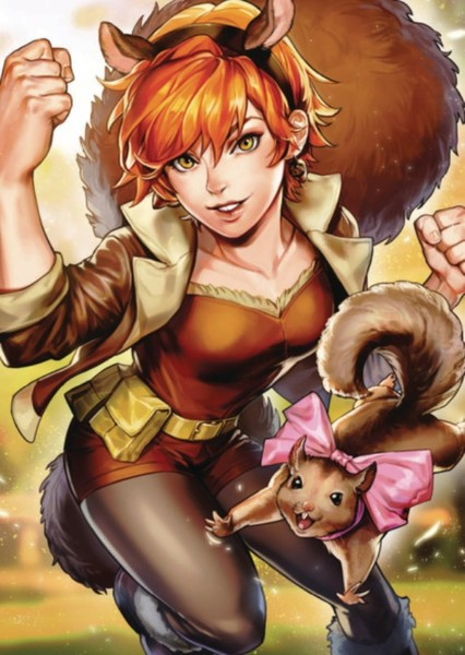 Squirrel Girl Fan Casting Poster