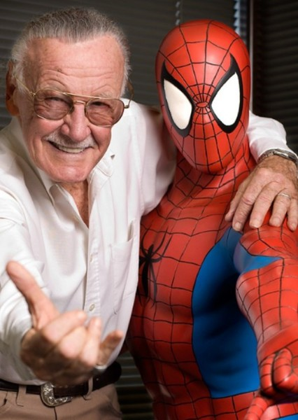 Stan Lee Biography Fan Casting Poster