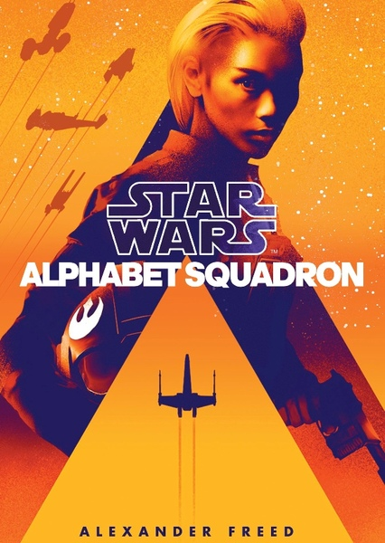 Star Wars: Alphabet Squadron Trilogy Fan Casting Poster